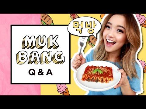Ask Jenn Q&A | Mukbang