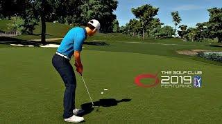 The Golf Club 2019 Exclusive Gameplay - TPC Deere Run Match Play vs Devs