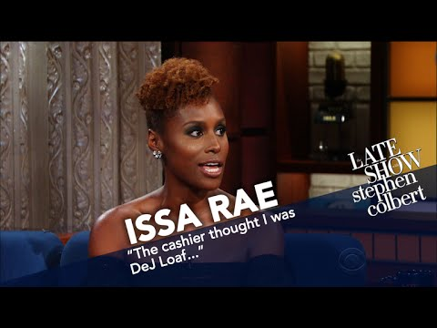 , title : 'Issa Rae Can't Speak For All Black People, Sorry'