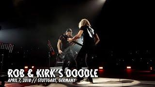 Metallica: Marmor, Stein und Eisen Bricht (Rob & Kirk's Doodle - Germany 2018)