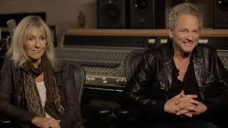 Lindsay Buckingham and Christine McVie of Fleetwood Mac are releasing their first