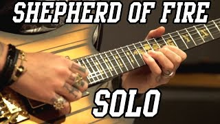 Synyster Gates - Shepherd of Fire Solo