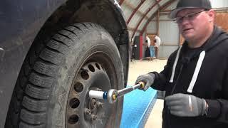 Hazet 9012EL SPC Druckluft Schlagschrauber - Testbericht vom Matze