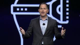 Dell EMC World Michael Dell Keynote Highlights