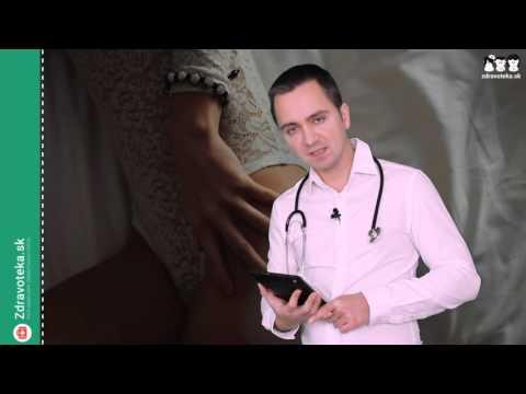 Jizva na prostatu kvůli kapavky