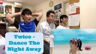 [HYPED FANBOYS] TWICE   DANCE THE NIGHT AWAY (5Guys MV REACT)