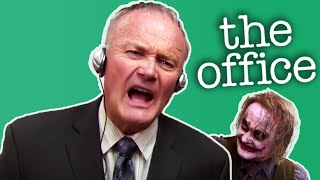 Creed's Best Interventions  - The Office US