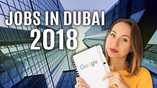 TOP 5 In Demand Jobs In Dubai. Salary Guide 2018.