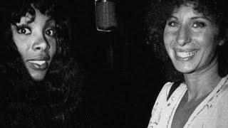 No More Tears (Enough Is Enough) - Barbra Streisand