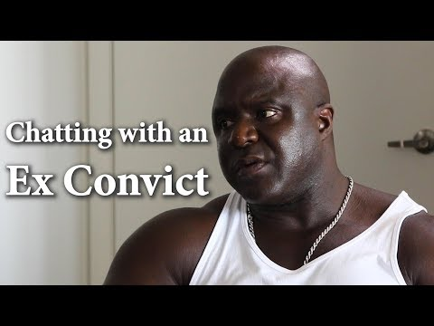 Chatting with an Ex-Convict