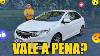 Vale a pena? - Honda City EX 2021