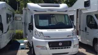 preview picture of video 'Fiat Carado T449 Hymer 2012'