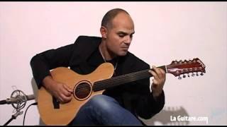 Pierre-Marie Châteauneuf - Byblos 3 - Les internationales de la guitare, 14ème salon de lutherie