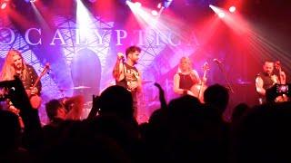 Franky Perez & Apocalyptica - Cold Blood (Vancouver, BC)