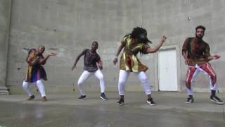 Jidenna- Little Bit More Dance Visual by Jerijah West
