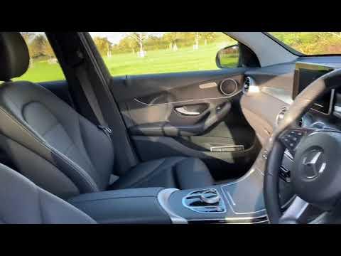 Mercedes GLC 220D 4Matic Sport Video