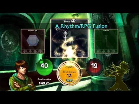 This Xbox Indie Combines Rhythm And Role-Playing