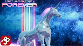Robot Unicorn Attack 3 - iOS/Android - Gameplay Video