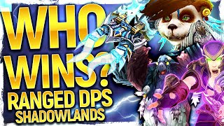 What Classes WON & LOST? Shadowlands Alpha Ranged DPS Roundup - What's Good & What NEEDS Love