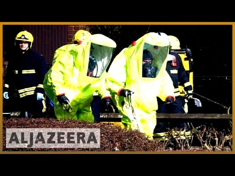 🇬🇧 UK: Hundreds may be poisoned in nerve agent attack on Russian spy   Al Jazeera English