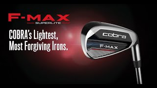 Cobra F-MAX Superlite Women's Complete Set-video