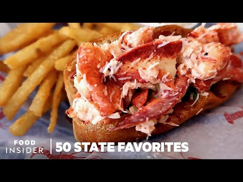 The Best Specialty Foods From Every US State
