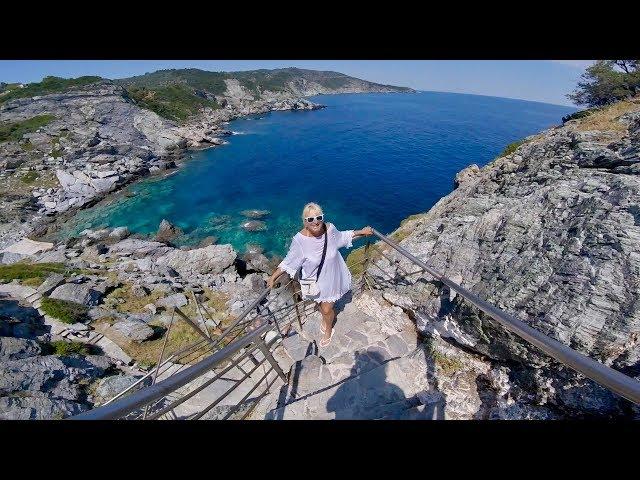 SKOPELOS Calypso Hunter Legend 35.5 sailing barca a vela Grecia ep.3