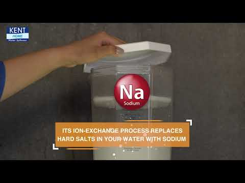 Kent Bathroom Water Softener