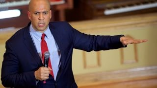 Who is Cory Booker?
