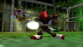 Shadow the Hedgehog - Prison Island (Hero) [HD GAMEPLAY 1080p 60 FPS]