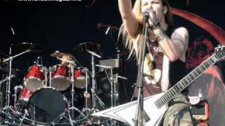 children of bodom - aces high.