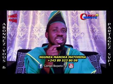 FLASH : NGUNZA MANOKA AKEBISI MOSENGWO NA POTO-POTO ALINGI AKOTISA NA ELECTION YA FELIX TSHISEKEDI
