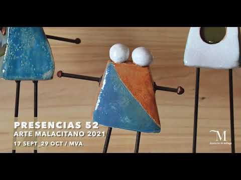 Presencias 52 Arte Malacitano