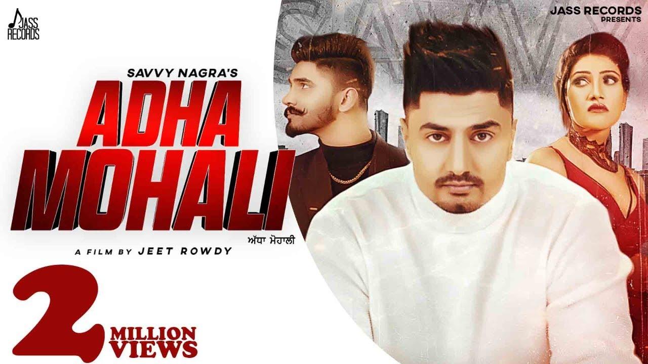 Adha Mohali Song Lyrics