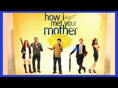 How I Met Your Mother La Serie Completa Dvd Unboxing