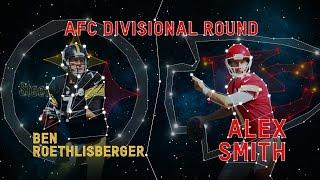 NFL Monday QB: AFC Divisional Round predictions