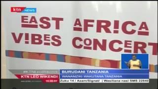 Wapenzi wa muziki wa Afrika mashariki pamoja na wanamuziki wenyewe waungana katika tamasha Tanzania