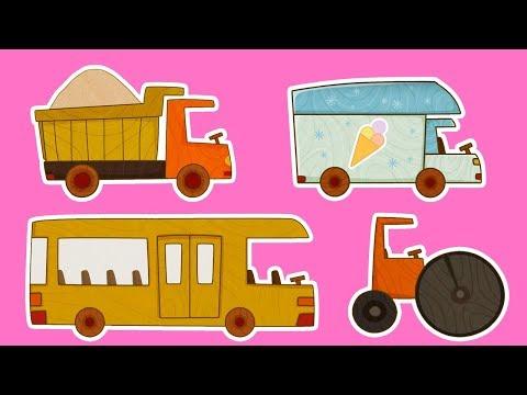 Мультики про #машинки, все серии: http://bit.ly/Mashinki Смотрите сборник всех серий про игрушечные машинки: - Автобус...