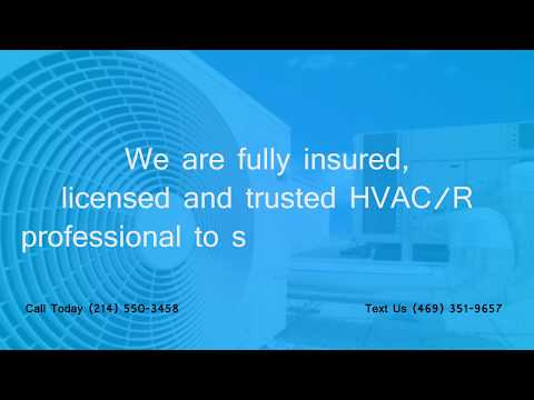 Air Conditioning & HVACR Contractors in Collin County Plano, TX