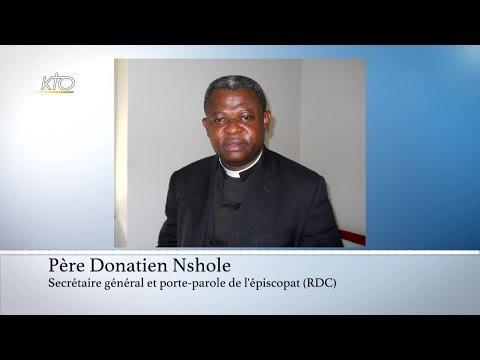 Père Donatien Nshole