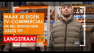 Langstraat Media - Maak je eigen TV commercial