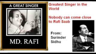 Teri tasvir bhi tujh jaisi haseen hai lekan - YouTube