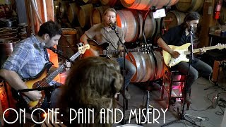 Cellar Sessions: The Teskey Brothers   Pain And Misery March 22nd, 2018 City Winery New York