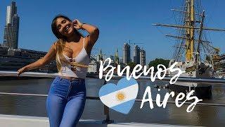 Lo Mejor De BUENOS AIRES 🇦🇷  I Argentina Vlog #1