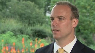 video: Decision to quarantine Spanish holidaymakers 'inconvenient' but necessary, says Raab