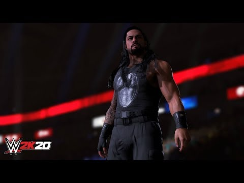 WWE 2K20 - Roman Reigns Discusses 2K Tower Mode