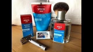 Klassische Rasur - Merkur 33C, Prime Platinum sowie Speick Rasierstick und Aftershave