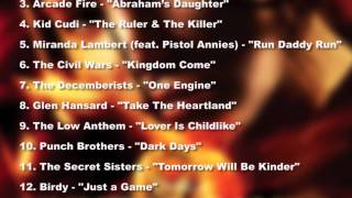 The Hunger Games Soundtrack Revealed