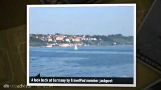 preview picture of video 'Village at Lake Constance and ferry to switzerland Jackpoet's photos around Lake Constance'