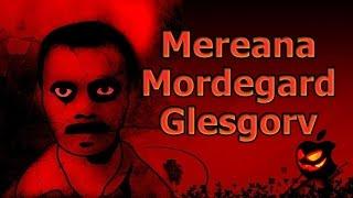 Mereana Mordegard Glesgorv. Спецвыпуск к Хэллоуину